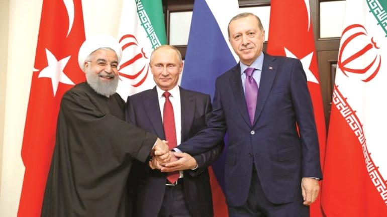 turkiye-rusya-iran-görüşmesi