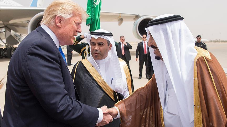 Suudi Arabistan Kralı Selman ABD Başkanının İsteğini Kabul Etti